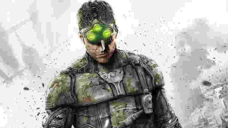 Splinter Cell - Reprodução - Reprodução