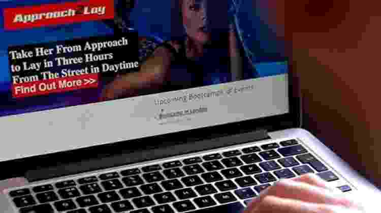 Cursos online ensinam alunos a conquistar mulheres - BBC - BBC