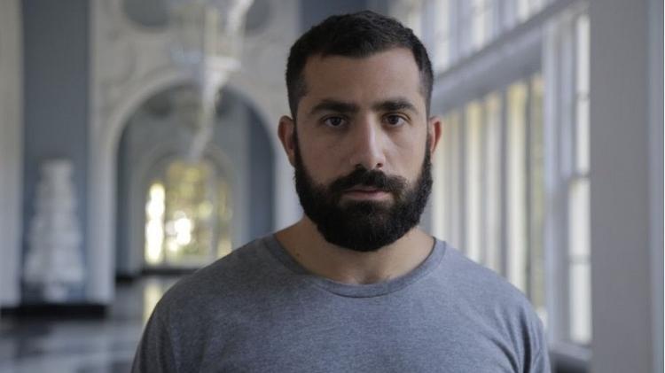"""Kaysar sobre a guerra na Síria: """"Da dor e da tristeza eu nunca me esqueço"""""""
