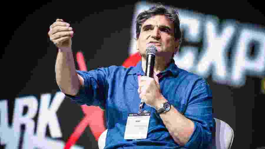 Cao Hamburger participa de auditório durante a CCXP 2019 - Ariel Martini/Divulgação