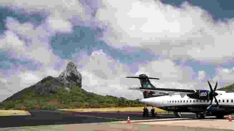 Aeroporto de Fernando de Noronha - Eduardo Vessoni - Eduardo Vessoni