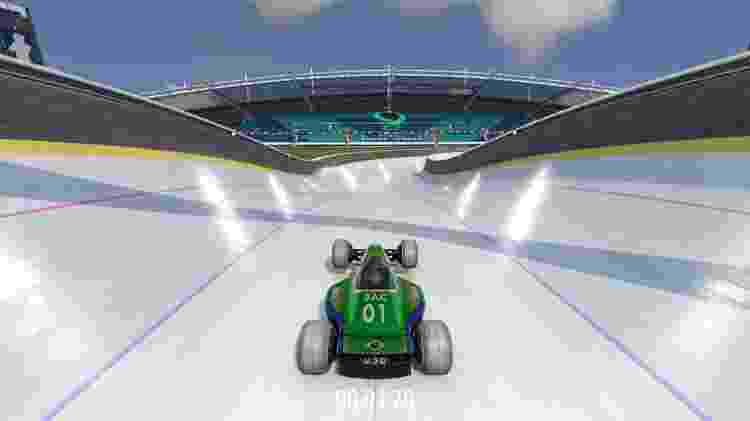 Trackmania 2 - Daniel Esdras/GameHall - Daniel Esdras/GameHall