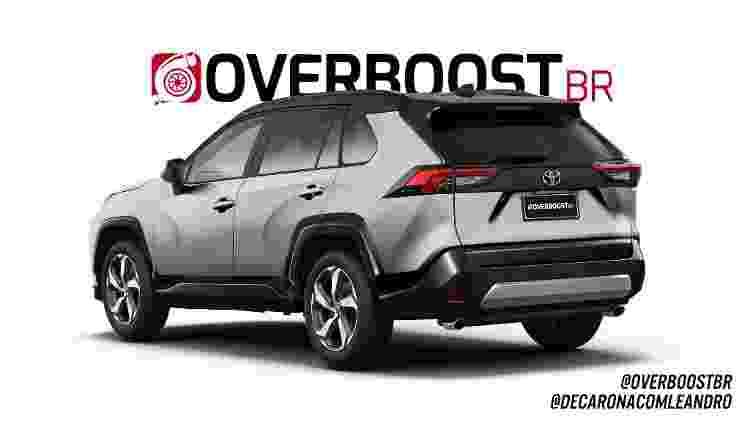 Corolla Cross - Renato Aspromonte/Overboost BR - Renato Aspromonte/Overboost BR