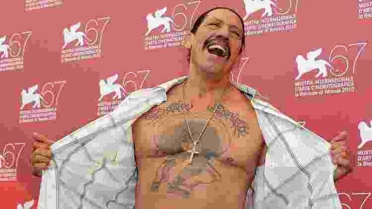 Danny Trejo - Getty Images - Getty Images