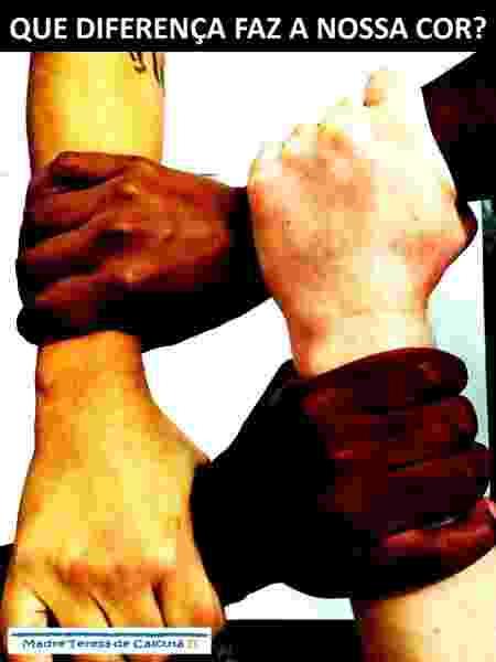 Após assassinato de George Floyd nos EUA, unidade da Fundação Casa promove projeto fotográfico e roda de conversa sobre racismo - Divulgação/Fundação CASA