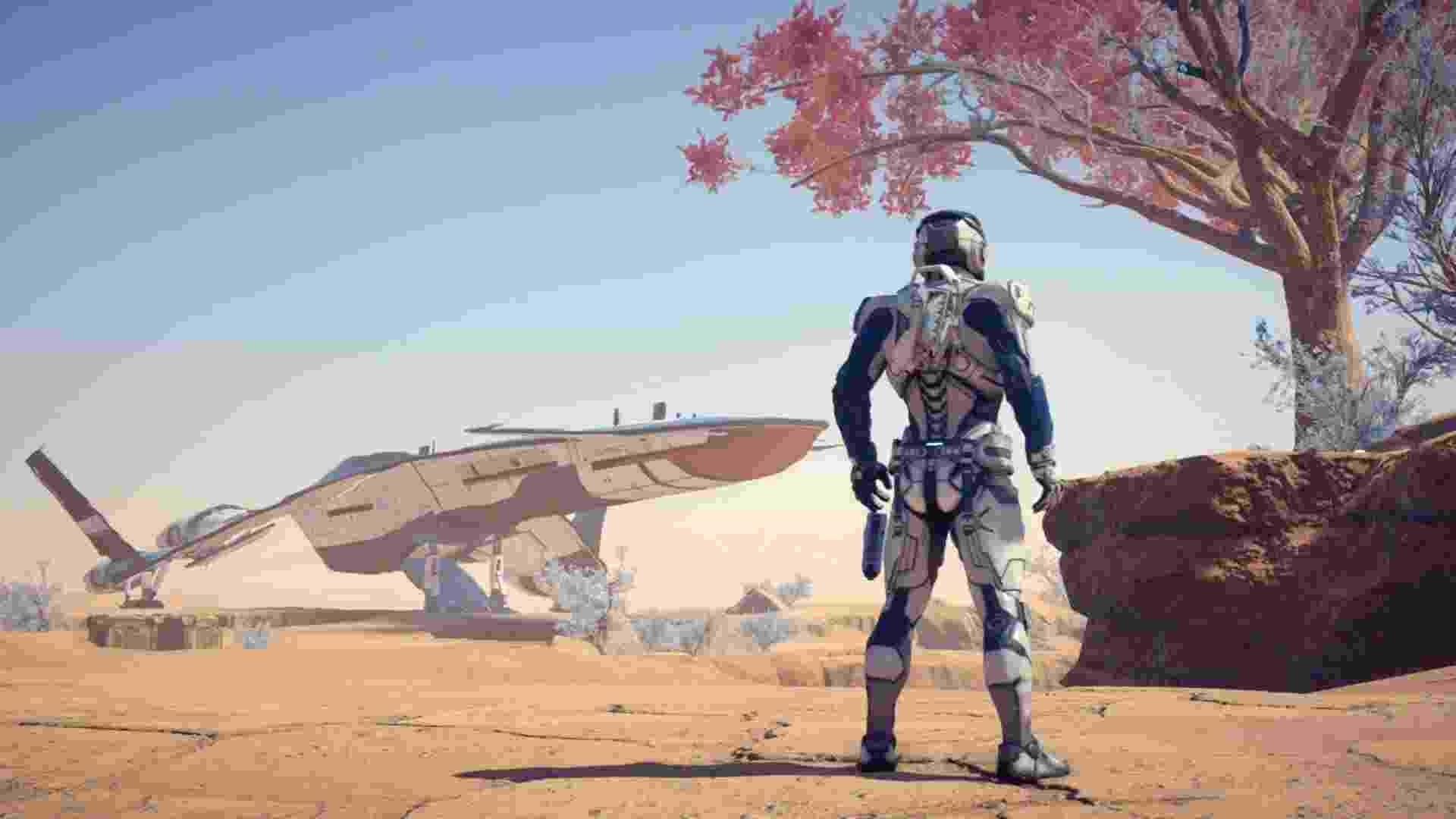 Mass Effect Andromeda - Reprodução