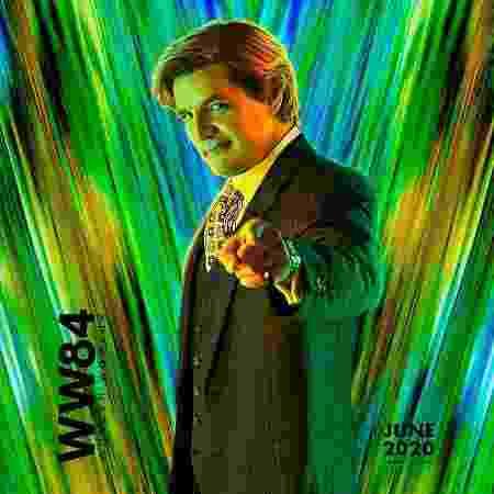 Pedro Pascal como Maxwell Lord em 'Mulher-Maravilha 1984' - Divulgação/IMDb - Divulgação/IMDb