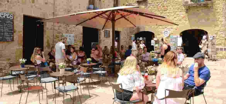 Bar na Catalunha - Getty Images