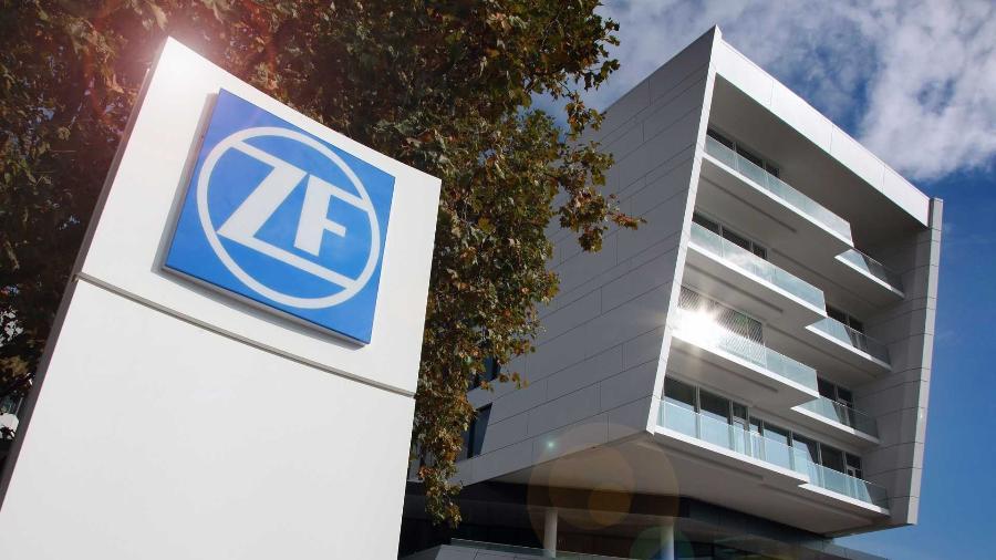 A empresa alemã ZF do Brasil Ltda. mantém as atividades normais da fábrica, apesar de Araraquara estar em lockdown - Divulgação