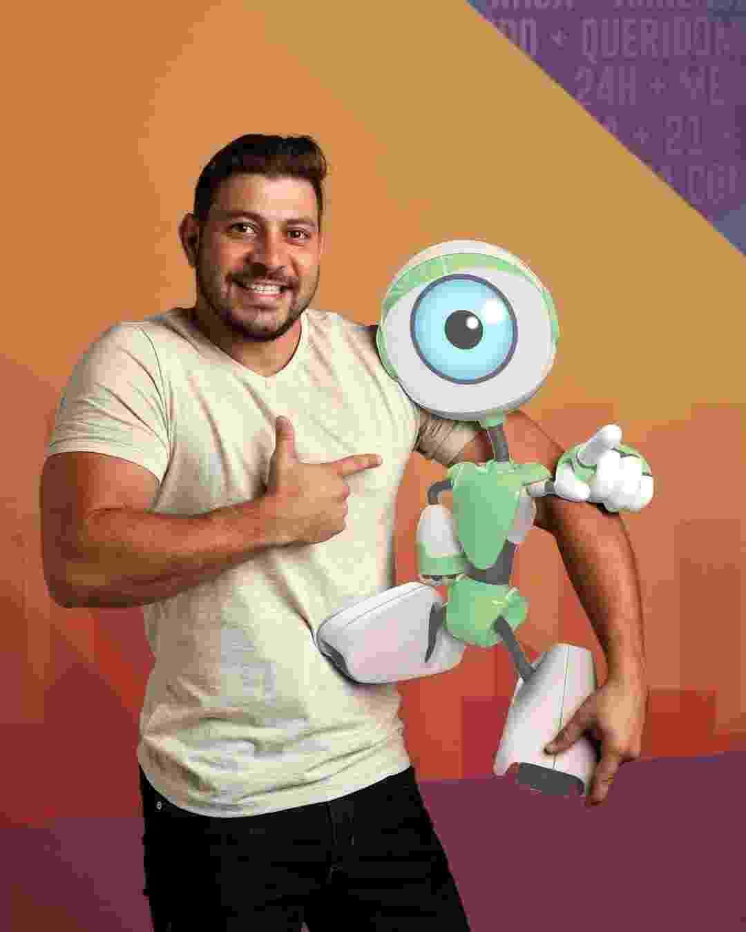 BBB 21: Caio faz parte da Pipoca - Globo/João Cotta