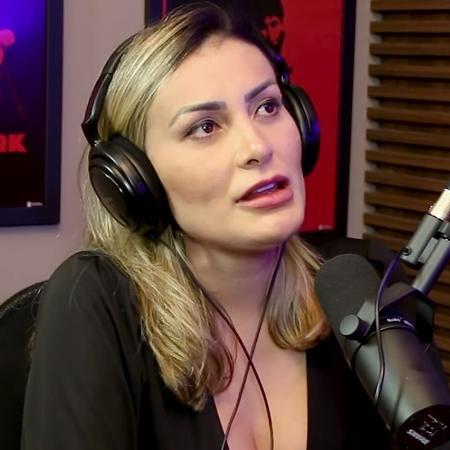 Andressa Urach relembrou problemas - Reprodução/YouTube