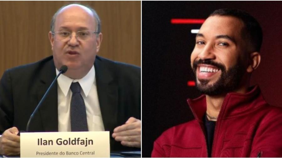 Ilan Goldfjan elogiou Gil do Vigor - Reprodução: YouTube