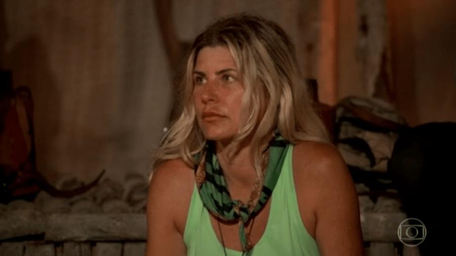 No Limite: Íris é eliminada do reality - Reprodução/Globoplay