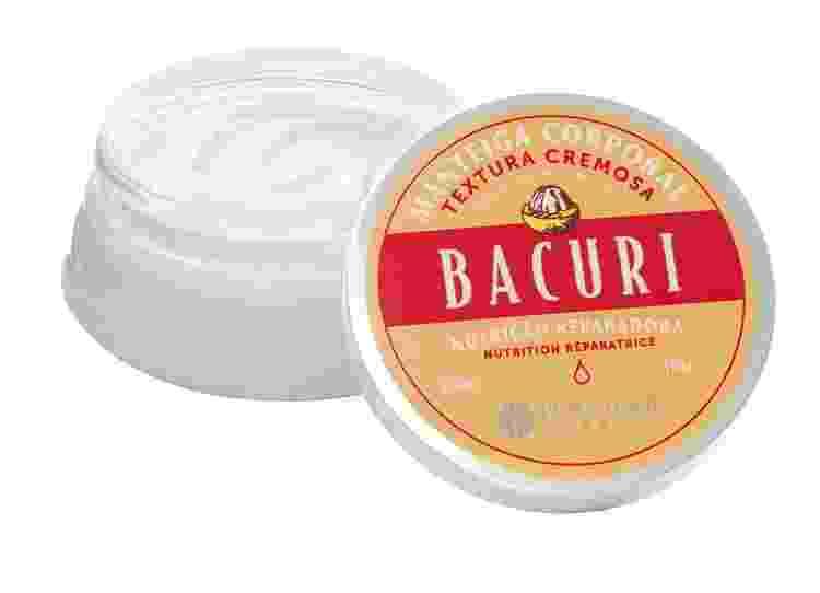 Manteiga corporal Bacuri, L'Occitane Au Brésil - Divulgação - Divulgação