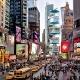 Parque vertical pode colocar jardim e redes no meio da Times Square, em NY - Divulgação/100architects