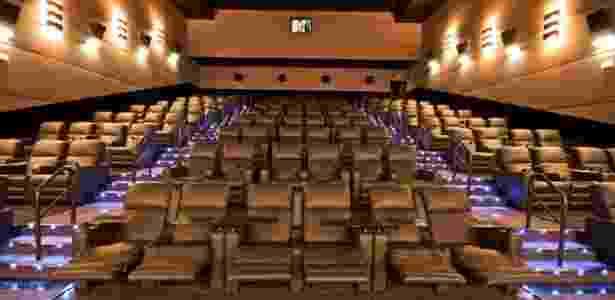 Cinemark Cidade Jardim - Divulgação - Divulgação
