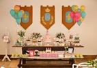 Menina ganha baile de princesa para comemorar aniversário de 3 anos - Novaes Neto/Divulgação