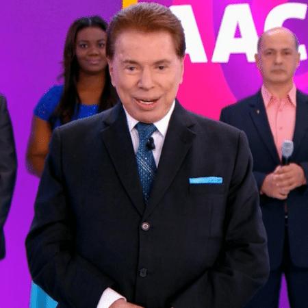 Silvio Santos na última edição do Teleton - Reprodução/SBT.com.br