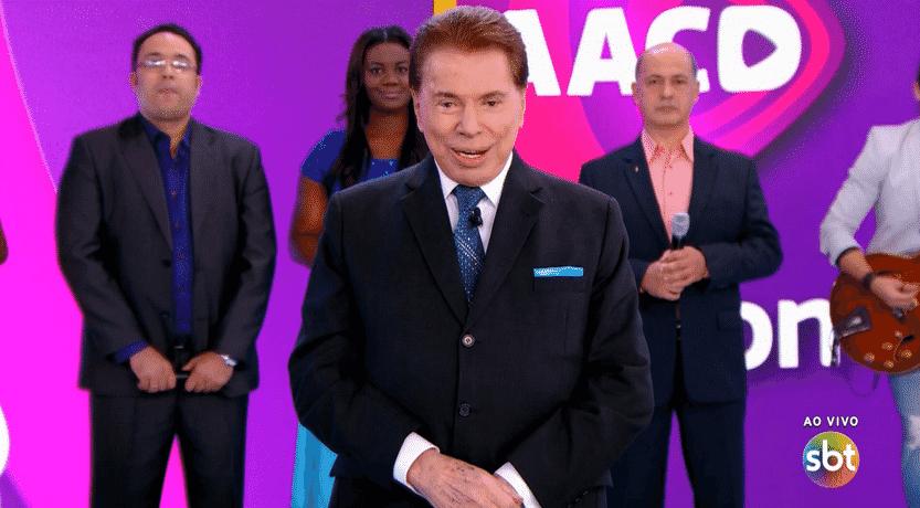 5.nov.2016 - Silvio Santos - Reprodução/SBT.com.br