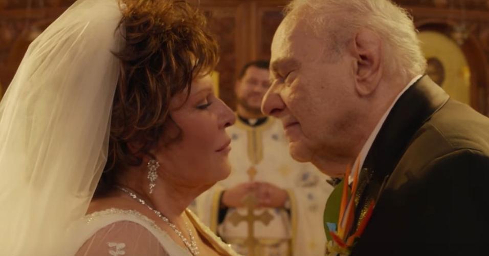 Cena do filme ?Casamento Grego 2? (2016), de Kirk Jones