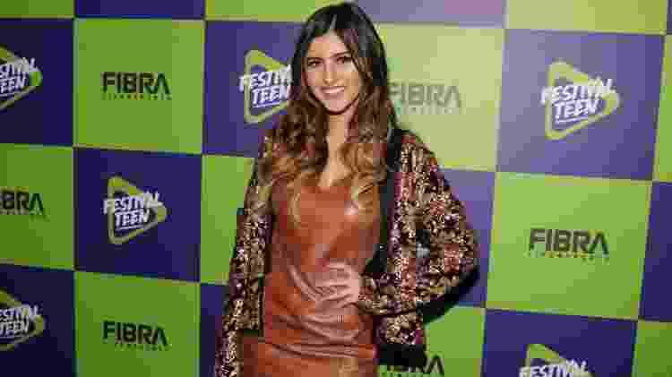 A cantora Sofia Oliveira, de 17 anos, será uma das atrações do Teen Festival - Thiago Duran/AgNews - Thiago Duran/AgNews