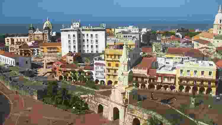 Cartagena das Índias - Ivonne Correa/Creative Commons - Ivonne Correa/Creative Commons