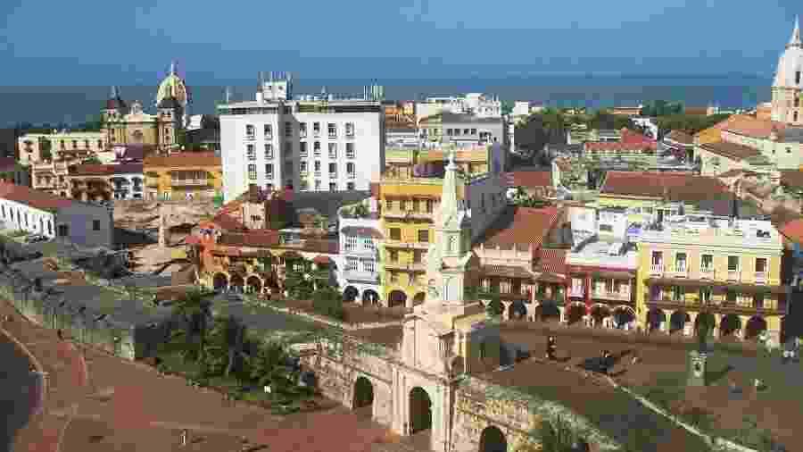 Em 1708, o galeão espanhol San José afundou na costa de Cartagena, Colômbia - Ivonne Correa/Creative Commons