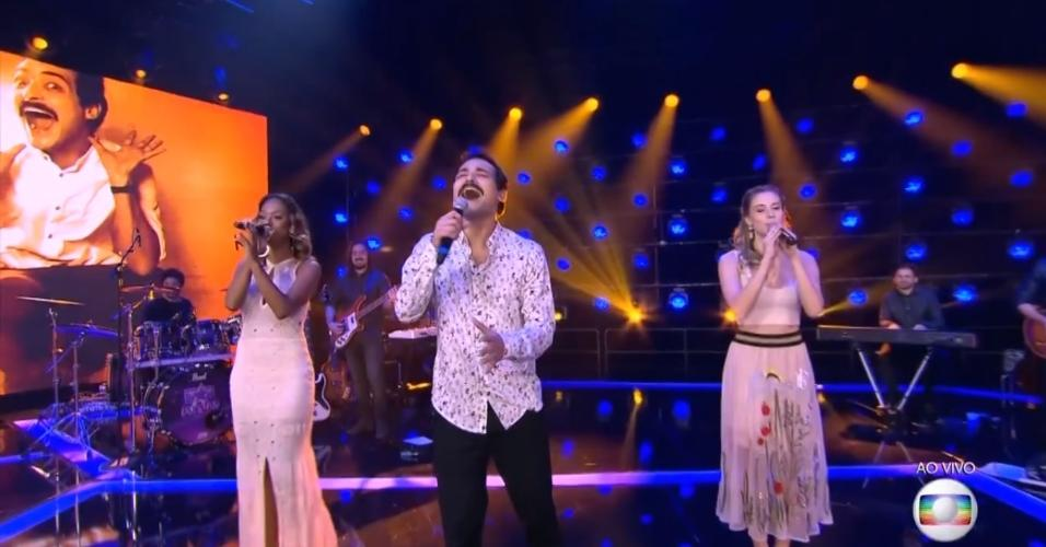 "Eduardo Sterblitch, finalista do ""Popstar"""