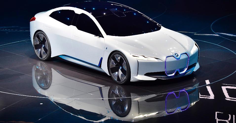 BMW i Vision Dynamic concept