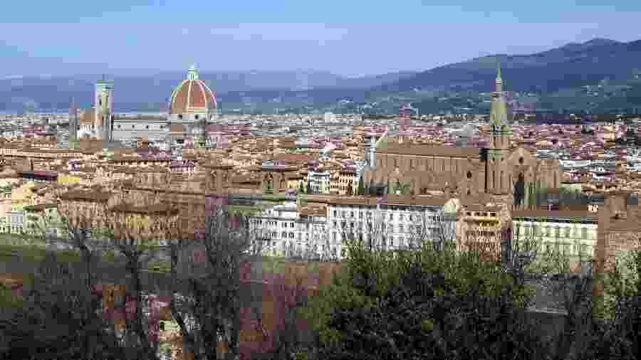 Florença, na Itália - Luca Aless/Creative Commons