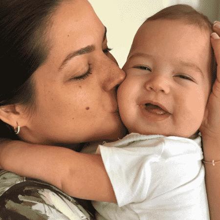 Thais Fersoza Comemora 6 Meses Do Filho Não Faria Sentido Sem Você