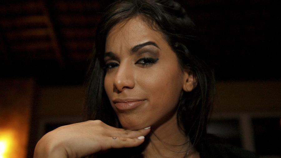 Anitta sentiu dificuldades para cantar após plástica no nariz - Margarida Neide/Ag. A Tarde/Folhapress