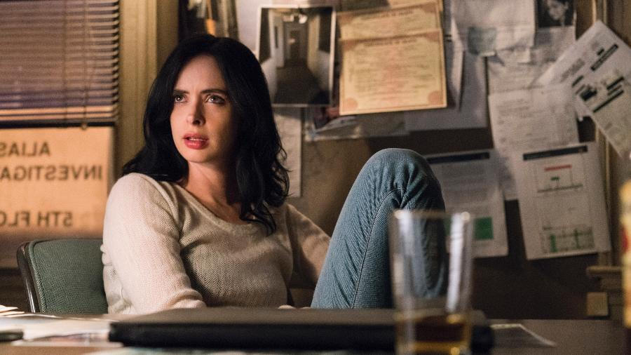 """Imagem da segunda temporada de """"Jessica Jones"""" - Divulgação"""