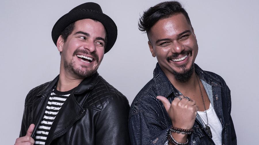 """Thiago Martins substituirá o vocalista Bruno Cardoso na turnê """"Todos Cantam Sorriso"""" - Divulgação"""