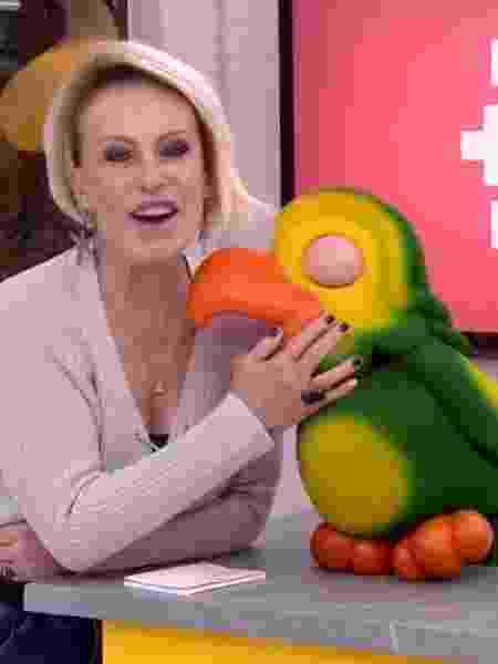 """Louro José reapareceu no """"Mais Você"""" nesta segunda - Reprodução/Globo"""