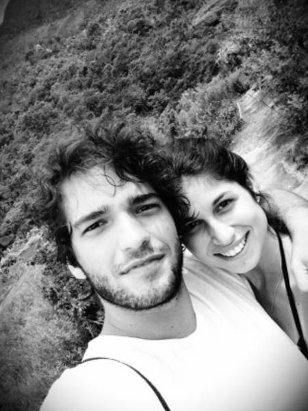 Humberto Carrão ganha parabéns da namorada, a atriz Chandelly Braz - Reprodução/Instagram
