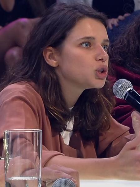 Bruna Linzmeyer fala sobre sua orientação sexual - Reprodução/TV Globo