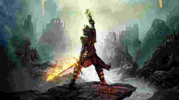 """""""Dragon Age"""" terá anúncio importante em Dezembro. - Reprodução"""