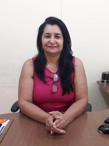 Maria das Graças Monteiro, de 50 anos - Arquivo pessoal
