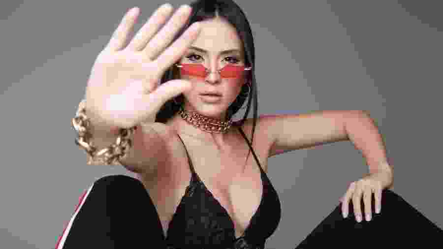 A mineira DJ Thascya - Divulgação