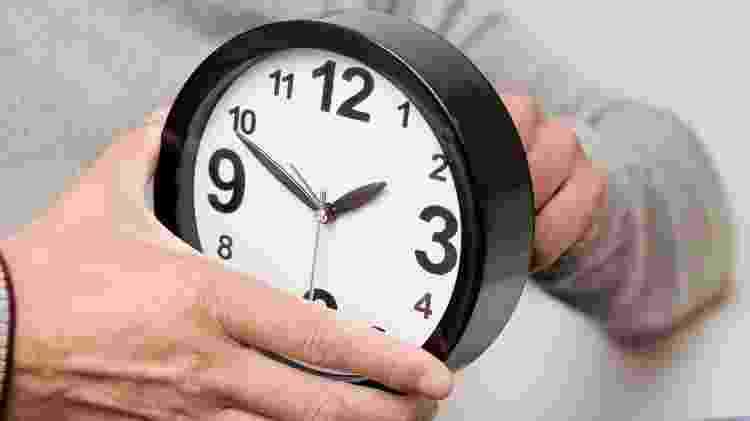 Mudanças bruscas no horário geram estresse no organismo e podem afetar o coração - iStock
