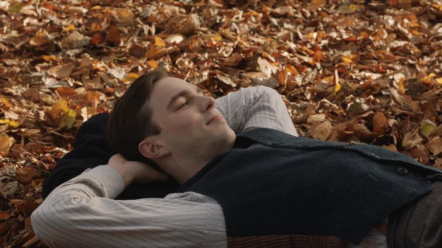 """Nicholas Hoult em cena de """"Tolkien"""" - Divulgação/IMDb"""