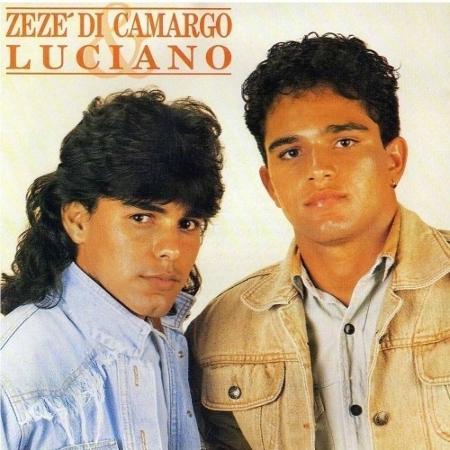 O primeiro sucesso de Zezé Di Camargo e Luciano foi lançado em abril de 1991 - Reprodução