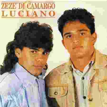 Zezé Di Camargo e Luciano cantavam o amor em 1991 - Reprodução - Reprodução