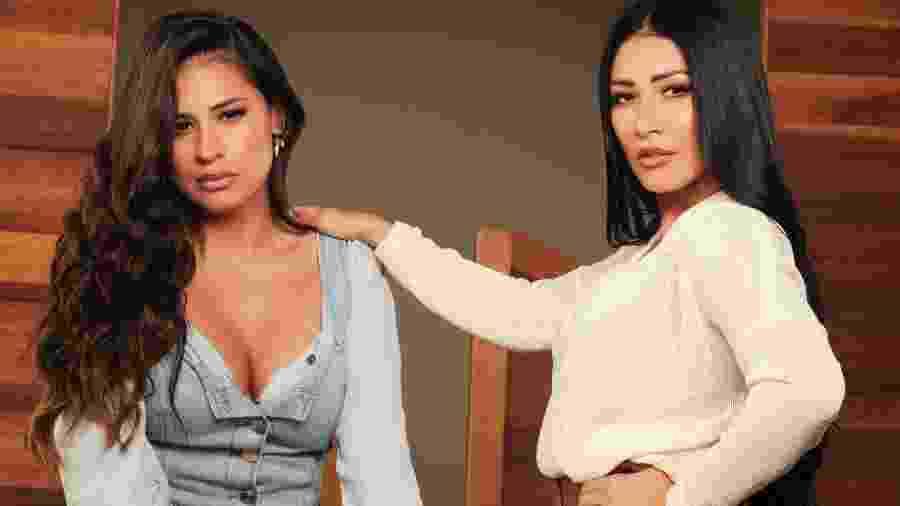 Simone e Simaria, embaixadoras da Festa do Peão de Barretos - Divulgação