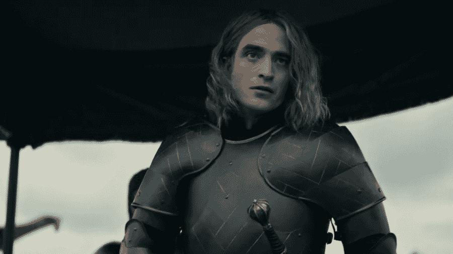 Robert Pattinson em O Rei - Reprodução
