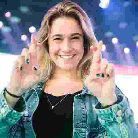 Fernanda Gentil integra equipe do Se Joga  - Victor Pollak/TV Globo