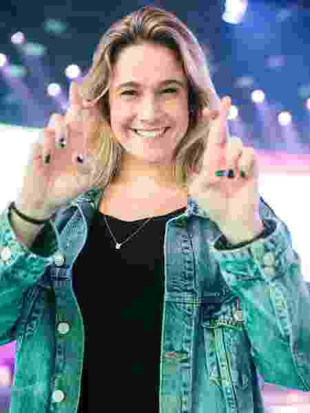 Novo programa da Fernanda Gentil vai estrear no final de setembro - Victor Pollak/TV Globo