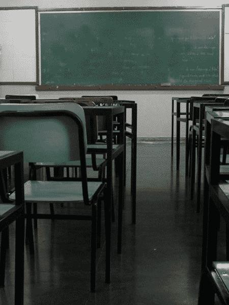 sala de aula - divulgação