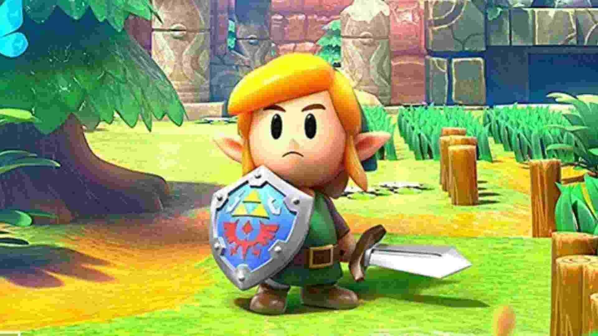 The Legend of Zelda: Link's Awakening (Switch) - Divulgação